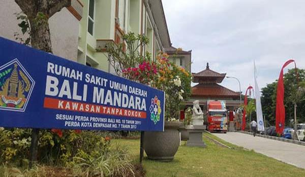 Penerimaan Tenaga Non PNS di RSUD Bali Mandara