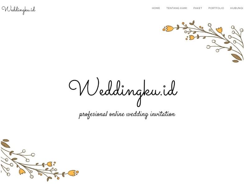 Wedding Invitation Online by Weddingku.id