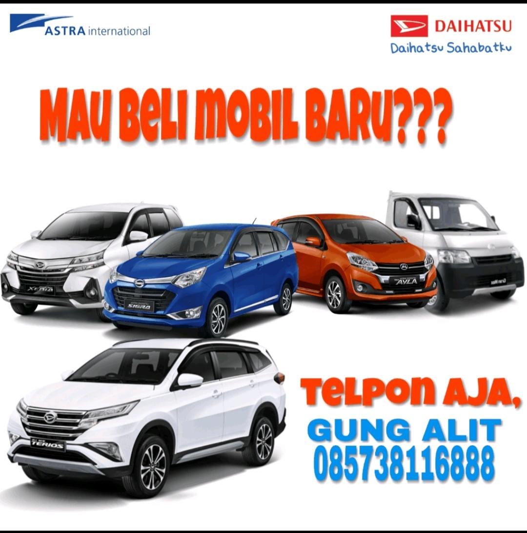 Mau Beli Mobil Daihatsu di Bali?