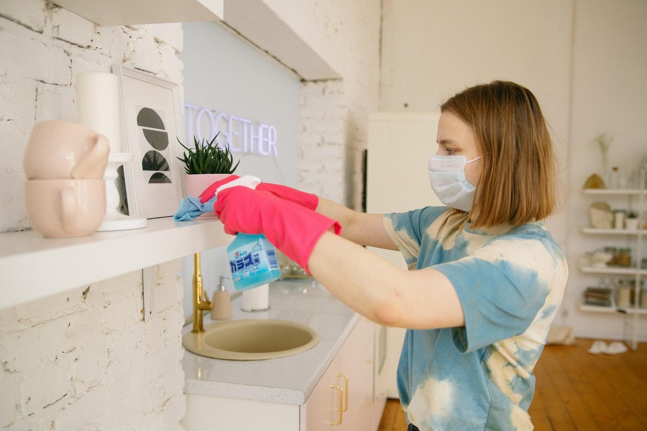 Cara Menjaga Rumah Tetap Bersih dan terhindar dari paparan virus Corona Covid-19
