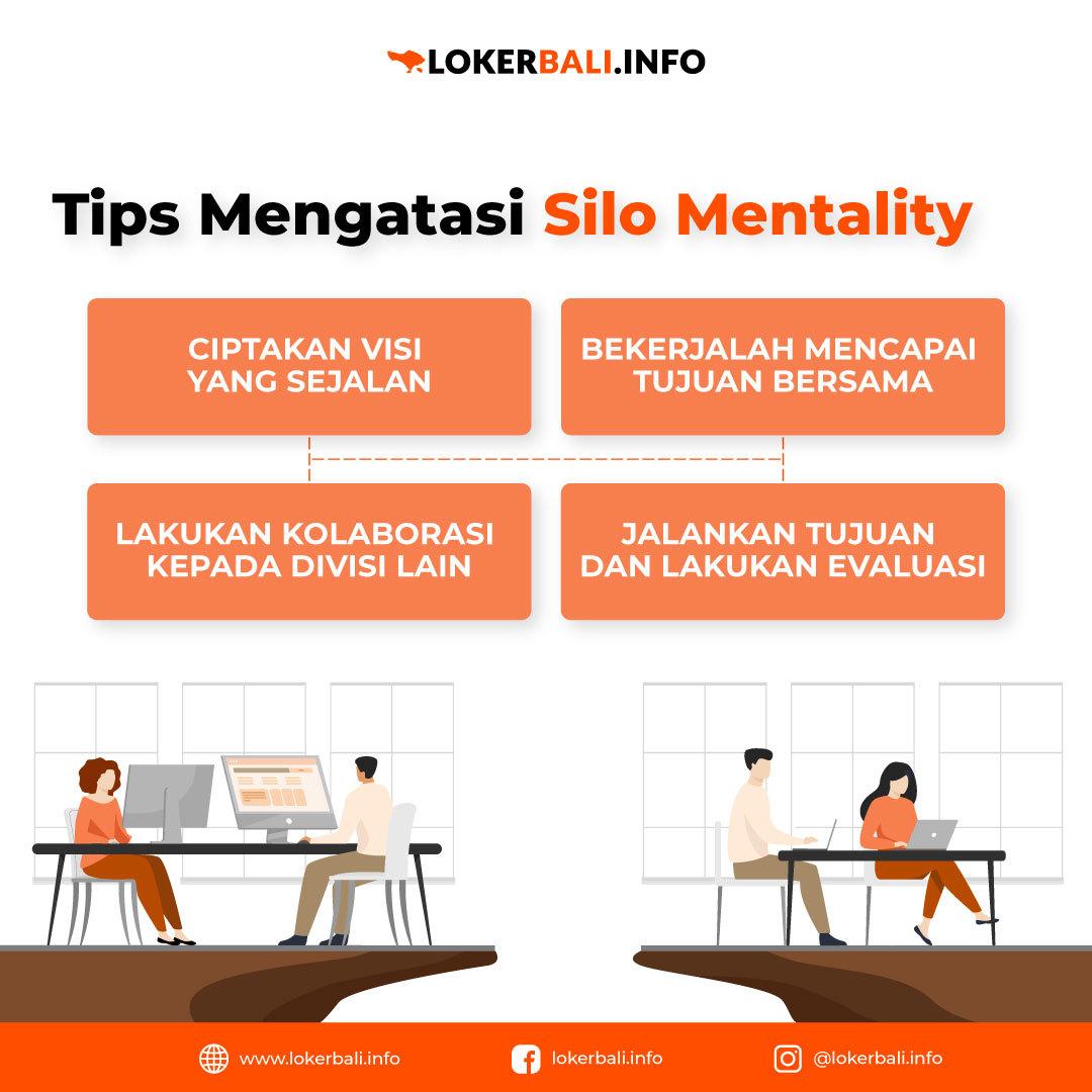 Mengenal Silo Mentality, Pemicu Persaingan Tak Sehat Di Kantor!
