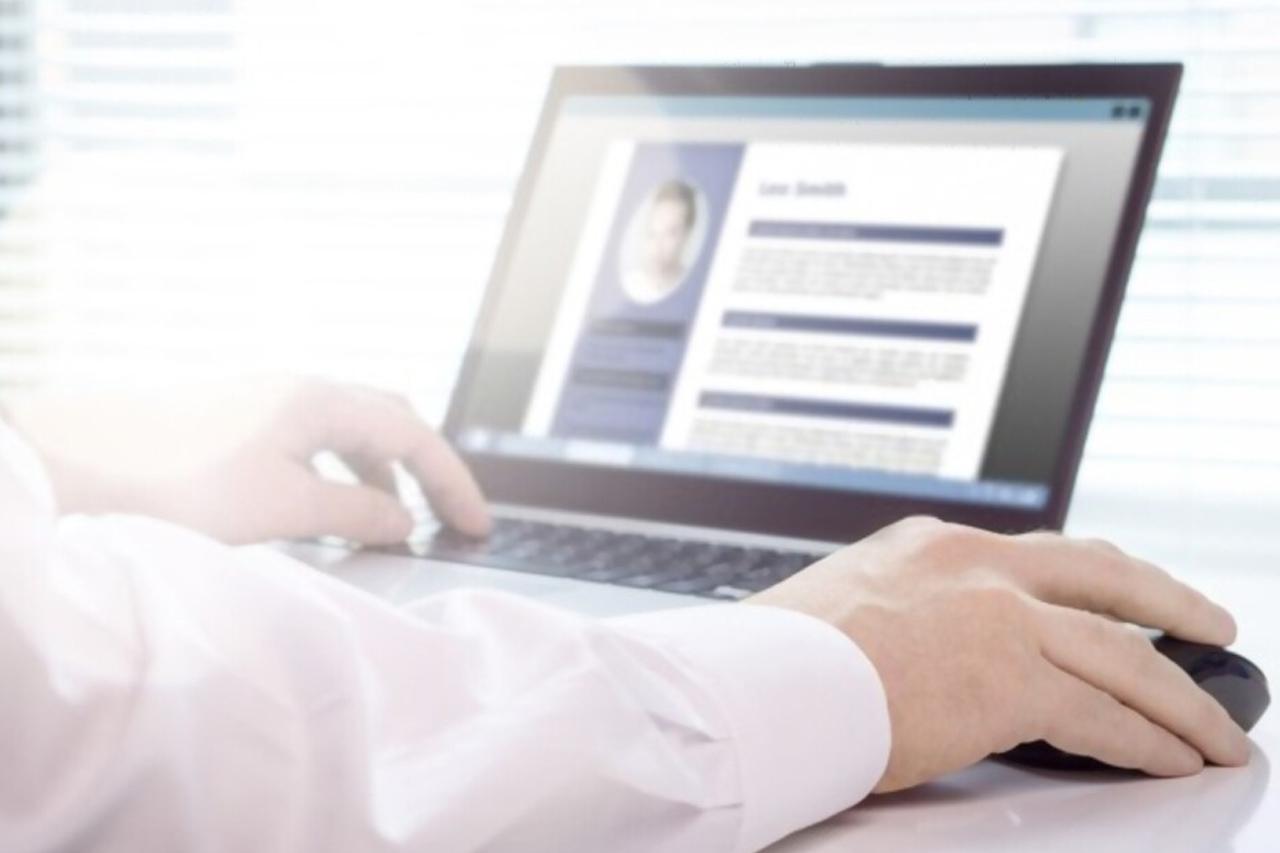 Contoh Surat Lamaran Kerja dan CV Menarik Untuk Melamar Pekerjaan