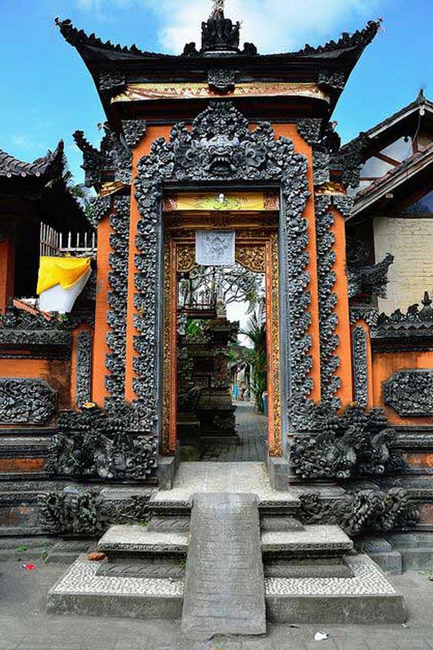 Keunikan Rumah Adat Bali Lengkap dengan Nama dan Gambar