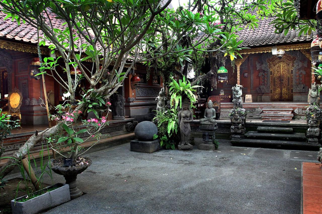 Ilustrasi Rumah Bali Sejuk