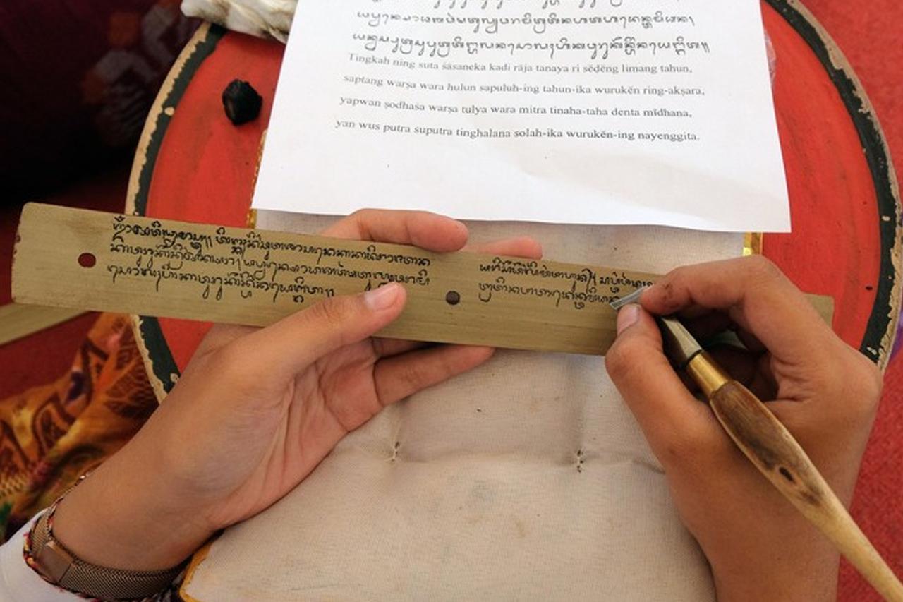 Penjelasan Aksara Bali Lengkap dengan Contoh