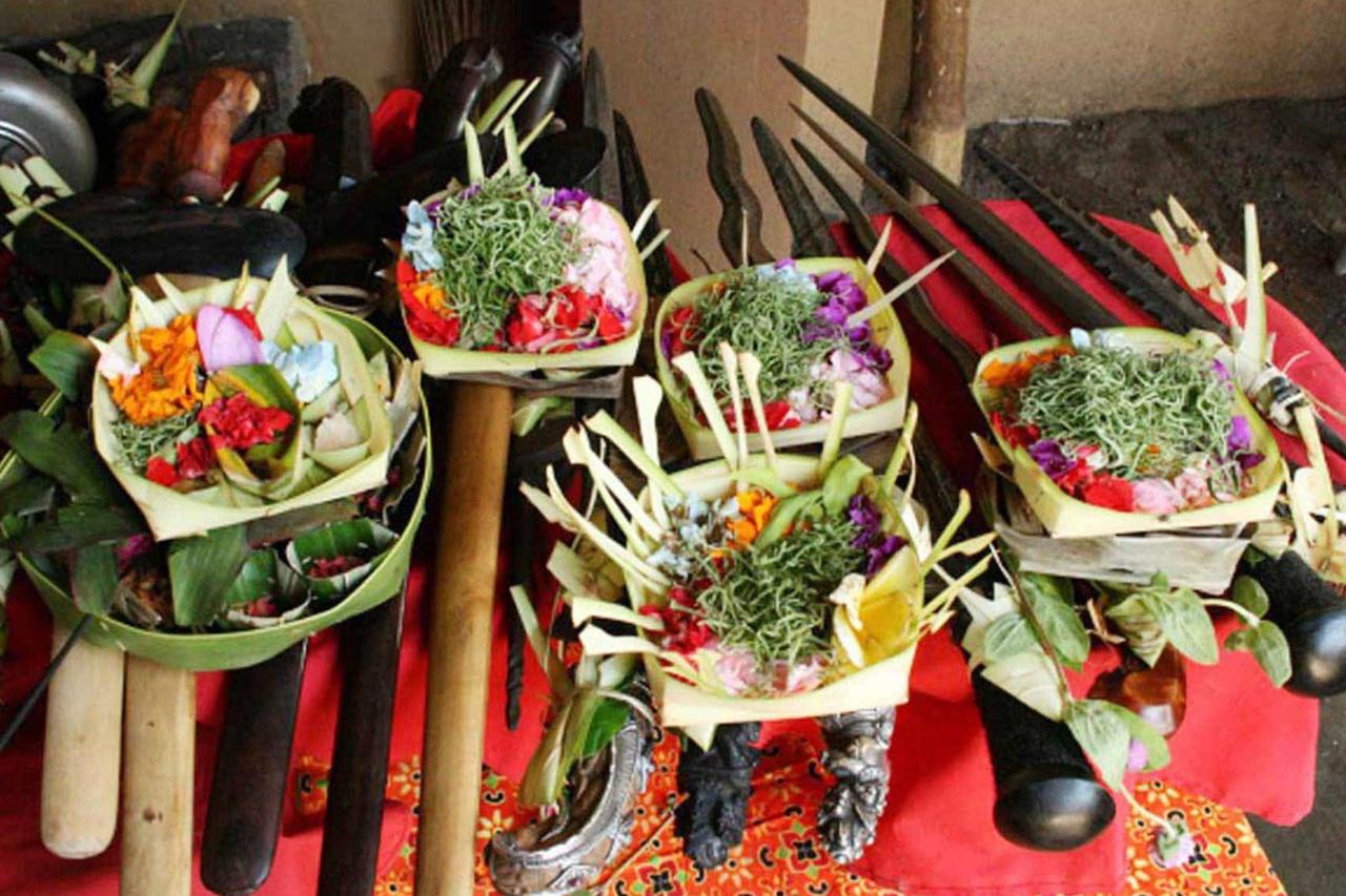 Makna Hari Tumpek Landep Bagi Umat Hindu Bali